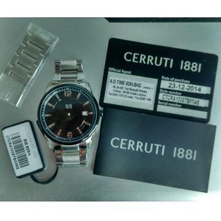 Cerrutti Body CTCRA103TB02MS