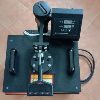 Digital Swing Away Heat Press Printing Machine