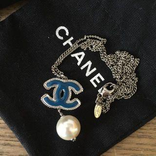 Gorgeous Chanel Pendant And Chain