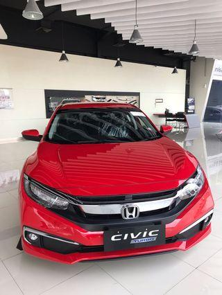 New Civic Sedan