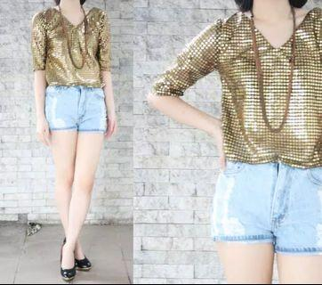 SALE NEW blouse blink