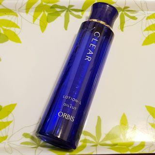 Orbis和漢淨肌化妝水L清爽型