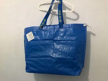 ikea 袋子 購物袋 只用一次 共5個 合售50元
