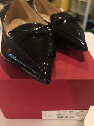 Valentino Patent Flats s36 US6 - Price Drop for this week only :)