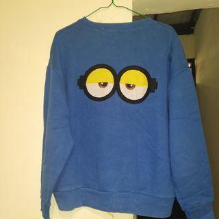 Sweater Minion #HBDCAROUSELL #LALAMOVECAROUSELL