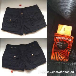 Black Short Pants GOSSIP