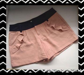 Celana Pendek Peach