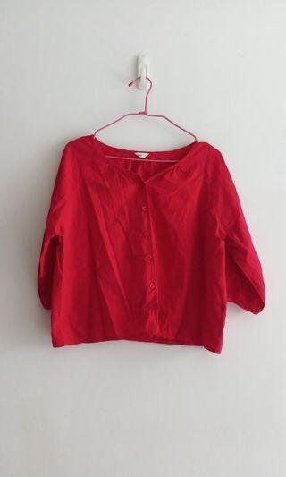 小紅帽顏色襯衫