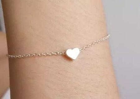 Gelang Love Bracelet Korea Bangle