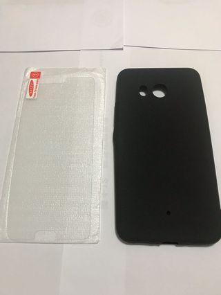 HTC U11全新手機殼與鋼化膜