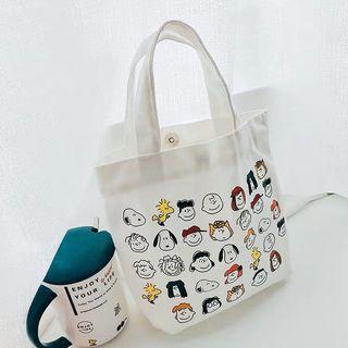 新品✨史努比便當袋/環保袋