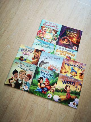 My fairy tales with education collections