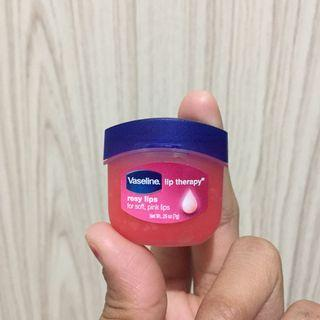 NEW! Vaseline Lip Therapy Rosy Lips
