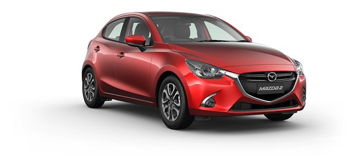 Mazda 2 1.5L Hatchback 6AT Deluxe