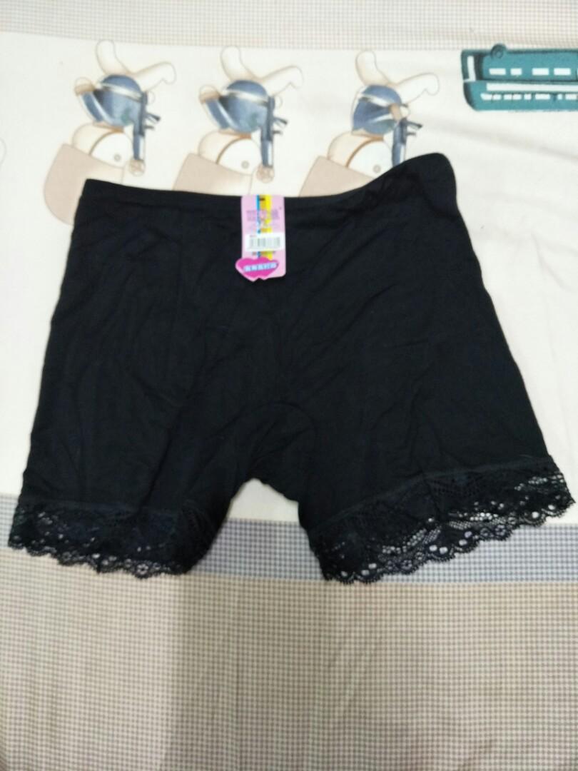 黑色安全褲*2