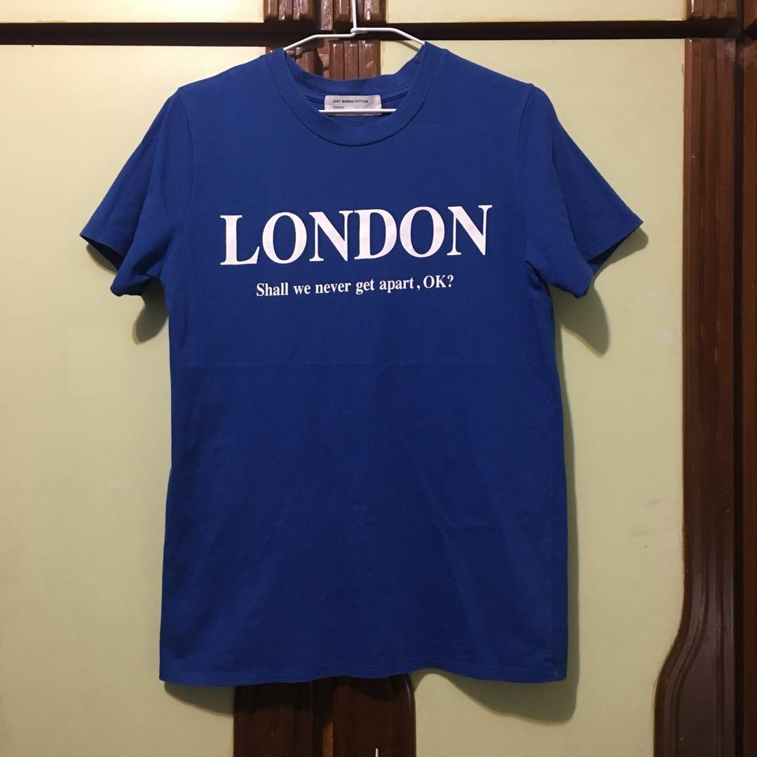 城市短袖上衣-倫敦款