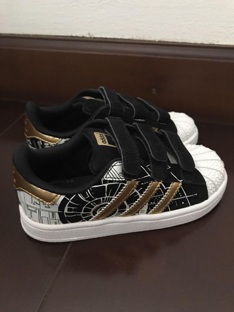 Adidas Superstar Kids Star Wars edition size 26,5