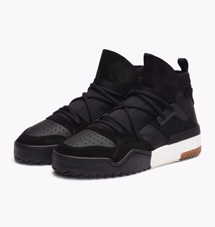 Adidas x Alexander Wang AW BBall Black