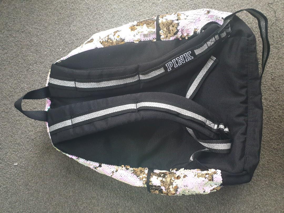 [ORIGINAL] ☆  Reversible Sequin  Backpack ☆