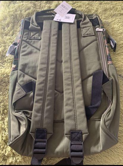 Authentic Anello Large camp series backpack