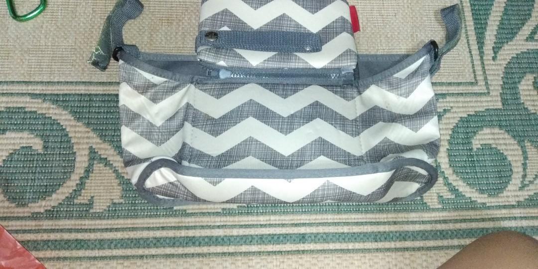 Baby carrier for stroller