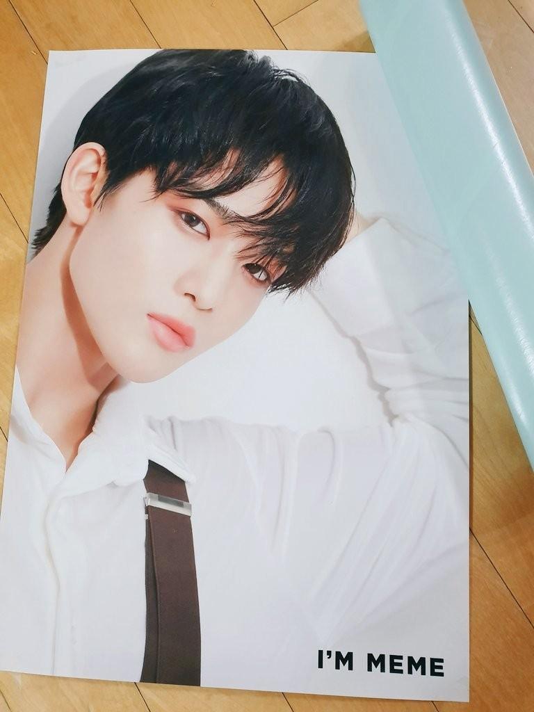 Bae Jin Young I'M MEME Poster/Bromide