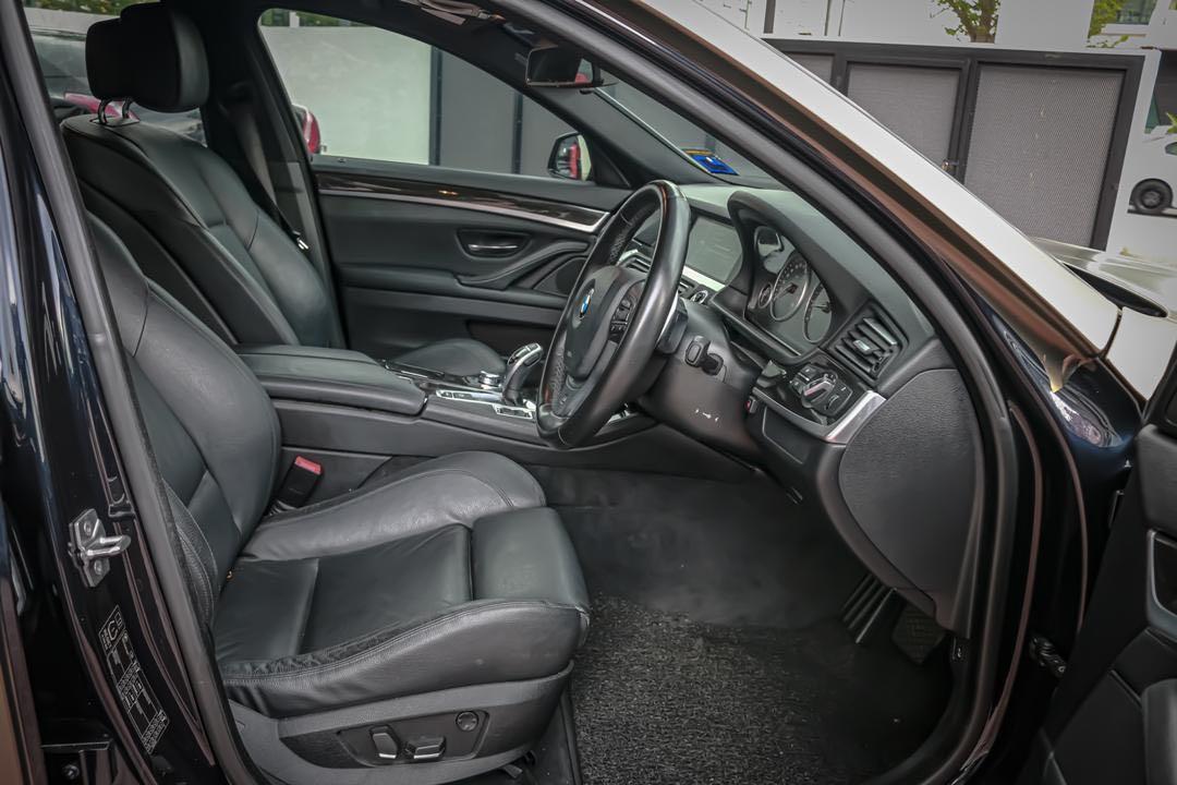 BMW F10 528i 3.0CC M-SPORT TAHUN : 2011/2014 SEWABELI BERDEPOSIT
