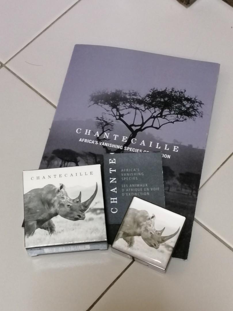 BNIB CHANTECAILLE LUMINESCENT EYE SHADE | RHINOCEROS