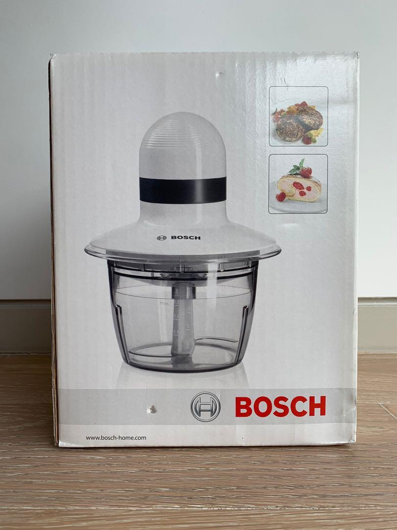 NEW Bosch Electric Food Chopper