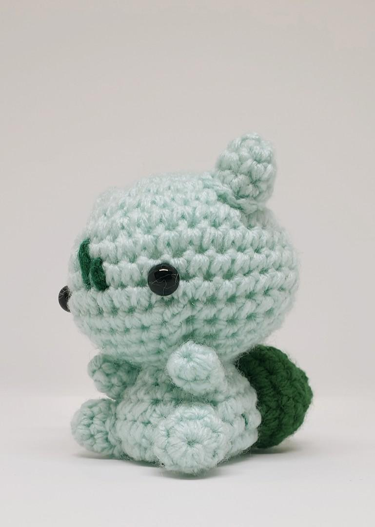 Crochet Pattern of Squirtle from