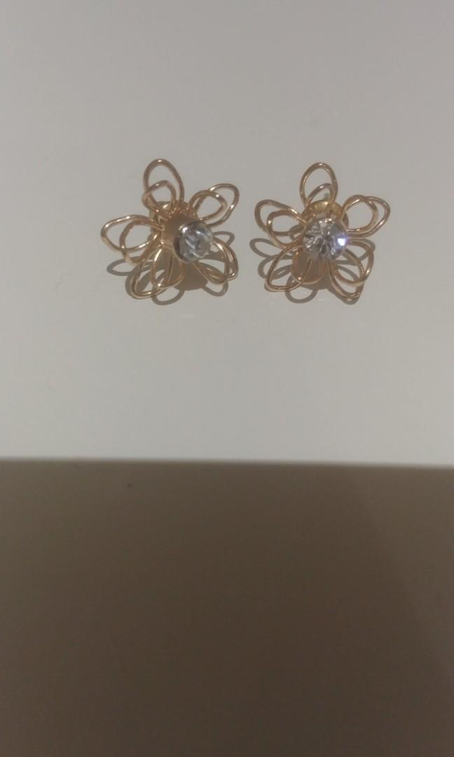 Cheap earrings! $3 each or $1 if bought with a clothing item
