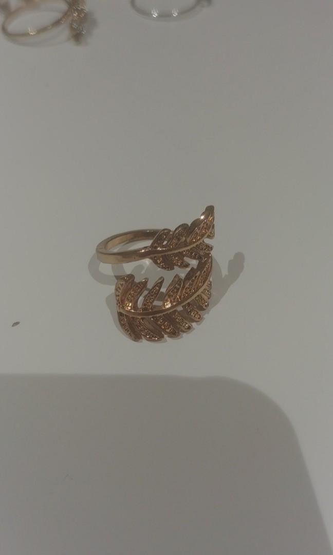 Cheap rings! $3 each or $1 if bought with a clothing item