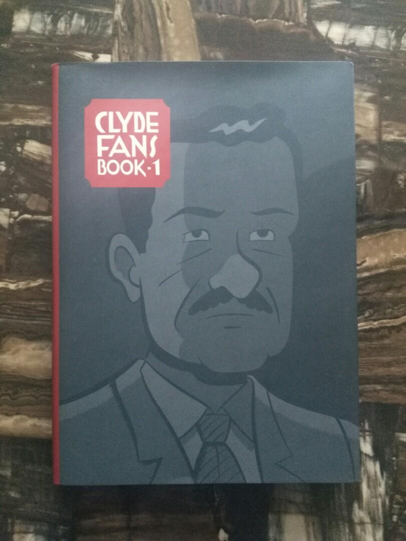 Clyde Fans: Book One by Seth