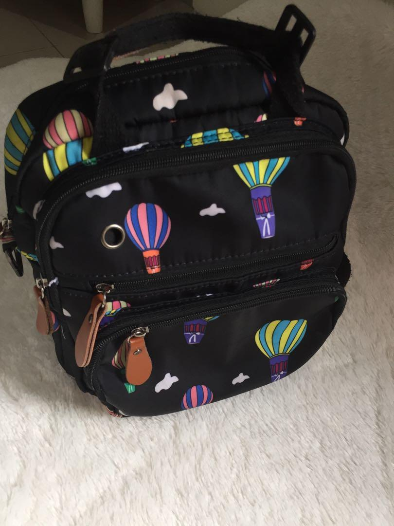 Diaper bag small