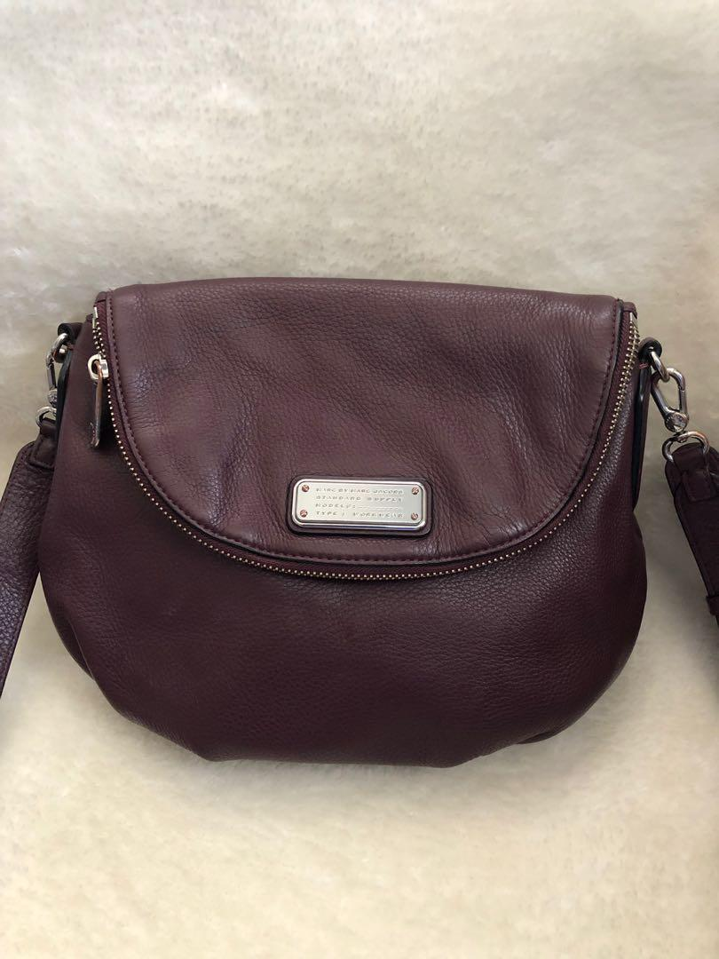 EUC AUTHENTIC MARC BY MARC JACOBS NATASHA LARGE CROSSBODY