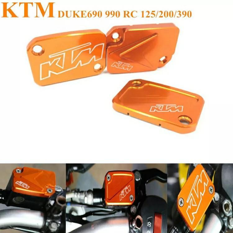 Brake Reservoir Fluid Cover Cap Plug For KTM Duke 125 200 390 RC125 RC200 RC390