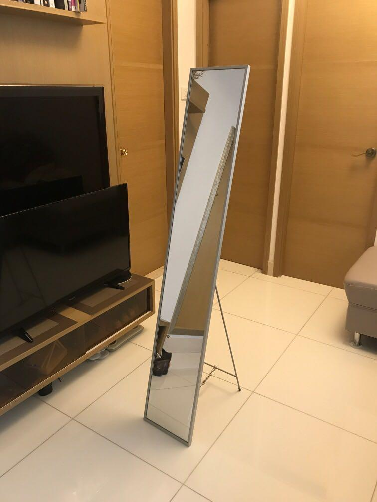 Full Length Free Standing Mirror Home