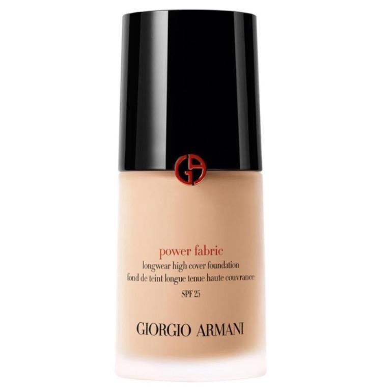 GIORGIO ARMANI Power Fabric Longwear High Cover Foundation RRP$99