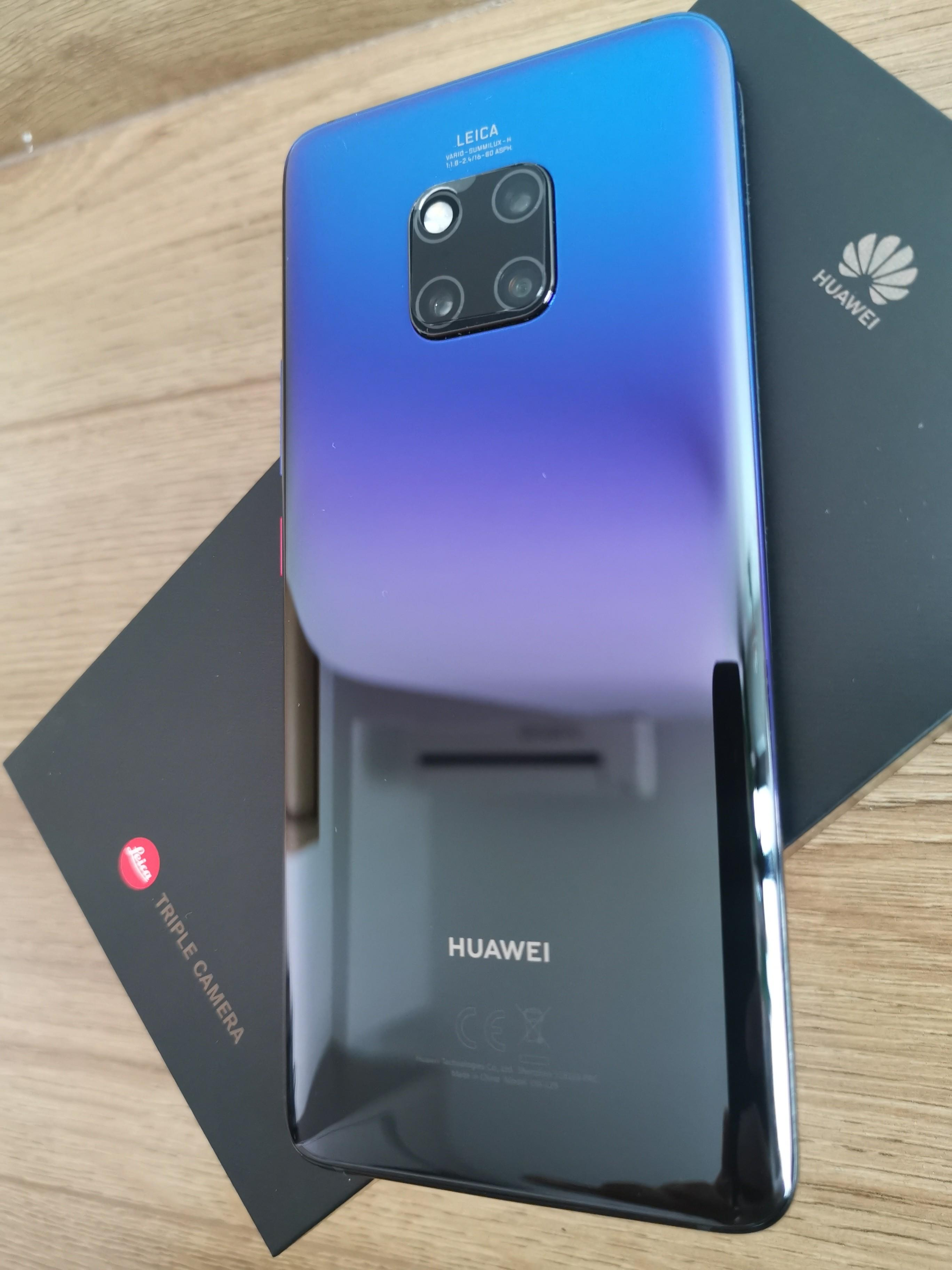 Huawei mate 20 Pro with warrenty