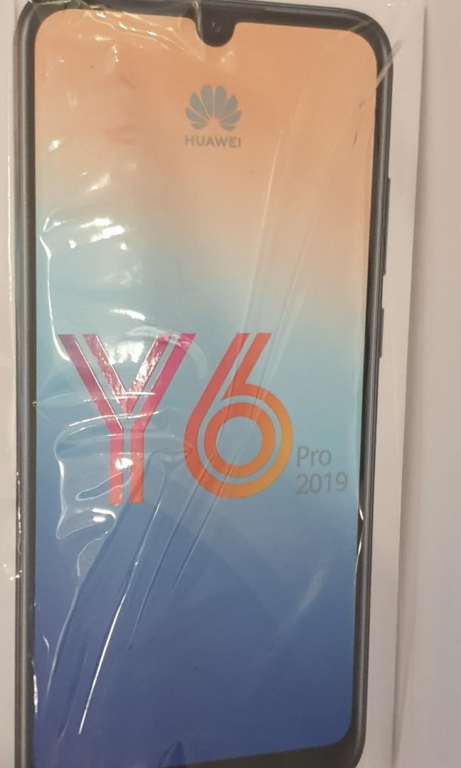 Huawei Y6 - Just Out From Shop