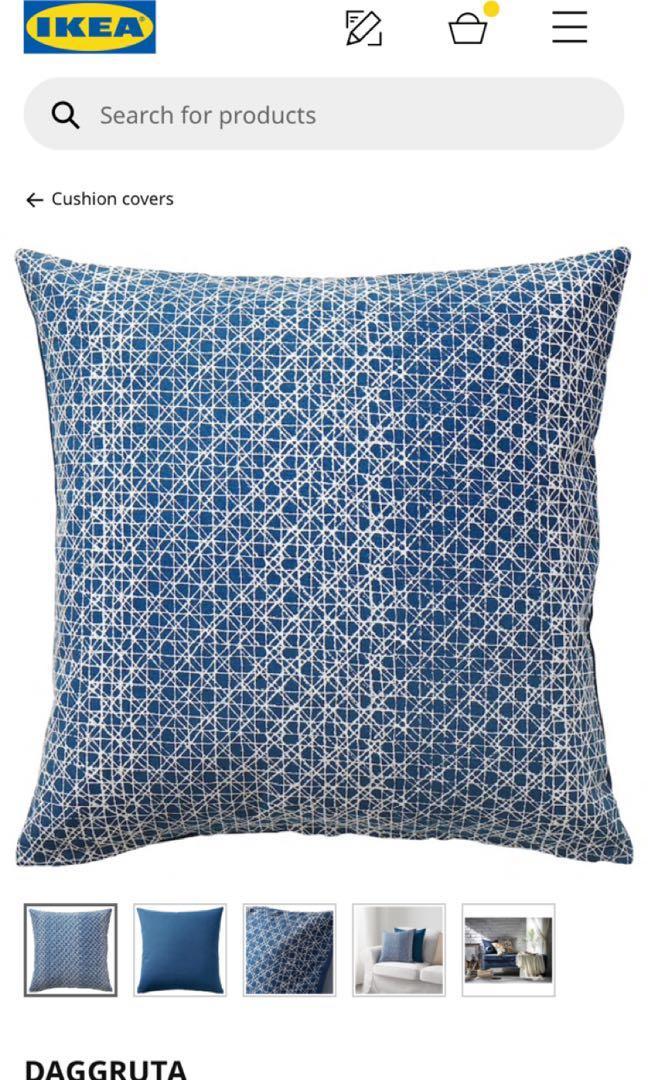 IKEA cushion covers x6