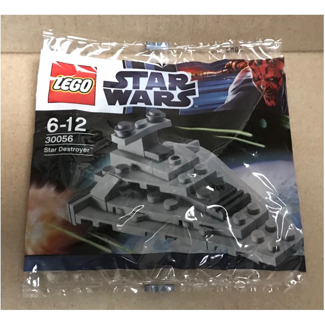 Lego Star Wars 30056 Star Destroyer NEW Sealed In polybag