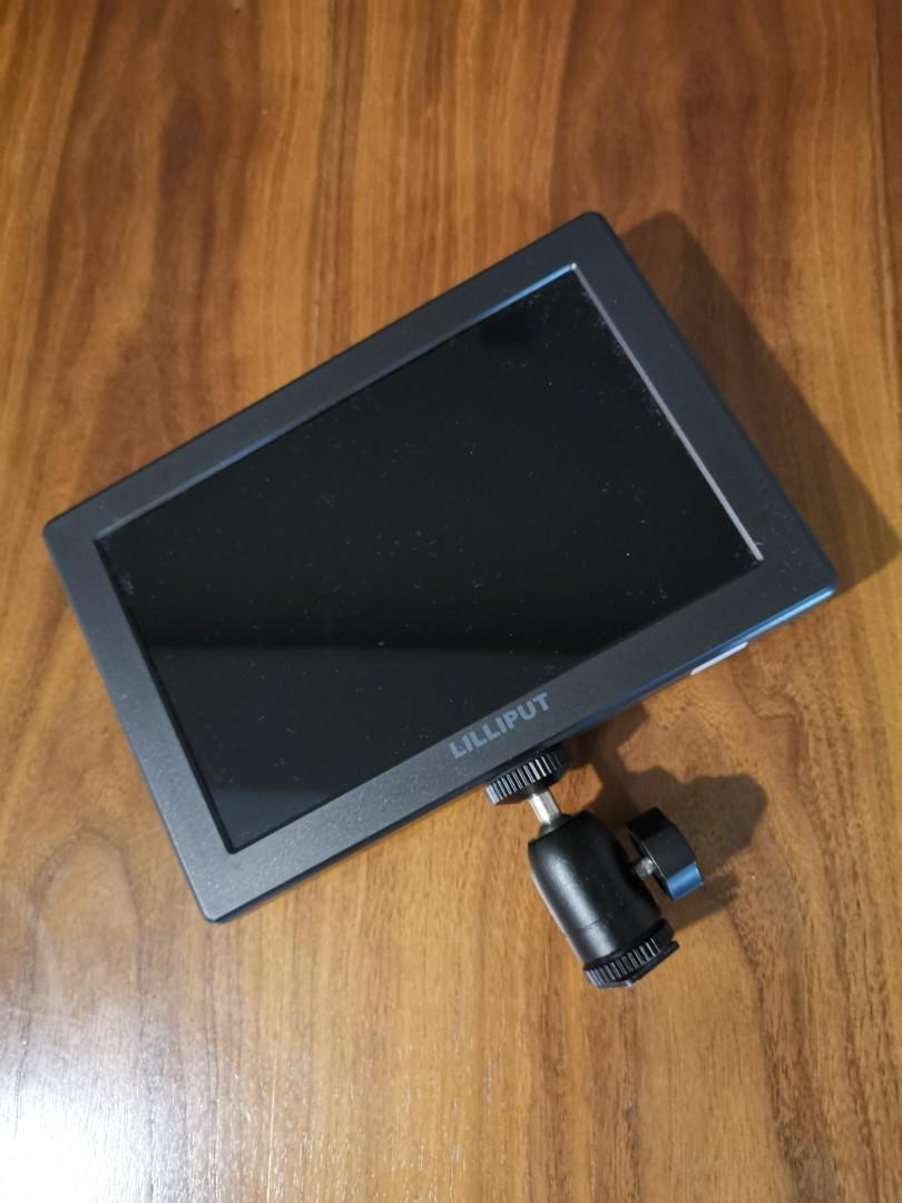 Lilliput external monitor