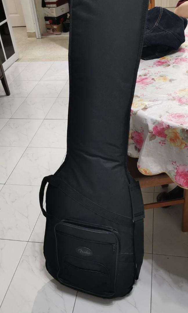 Mij fender P bass