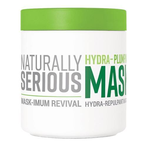 NATURALLY SERIOUS MaskImum Revival Hydra Plumping Face Mask RRP$56