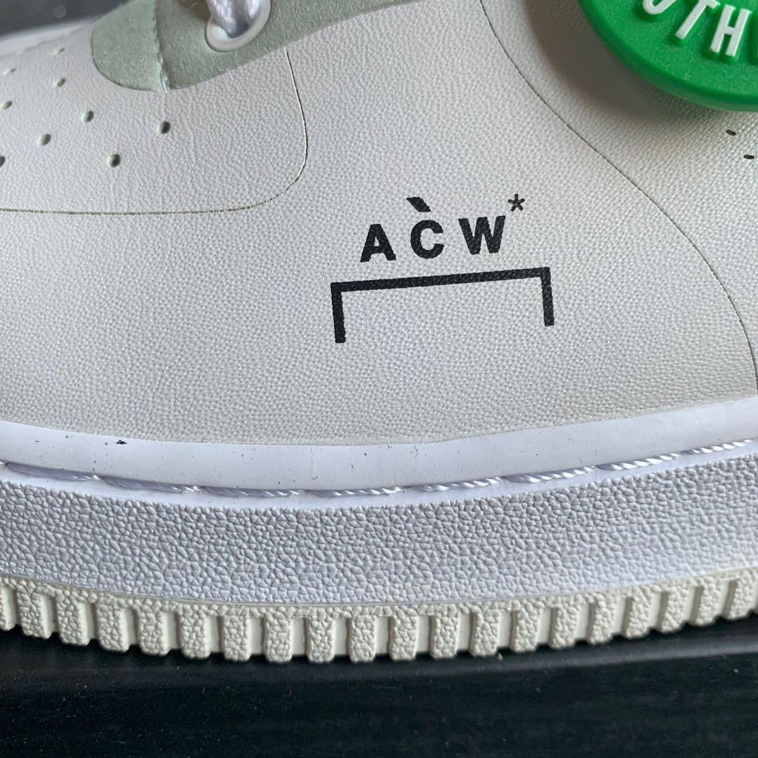 Nike Air Force 1 Low A Cold Wall White PK GOD / H12 / OG Factory