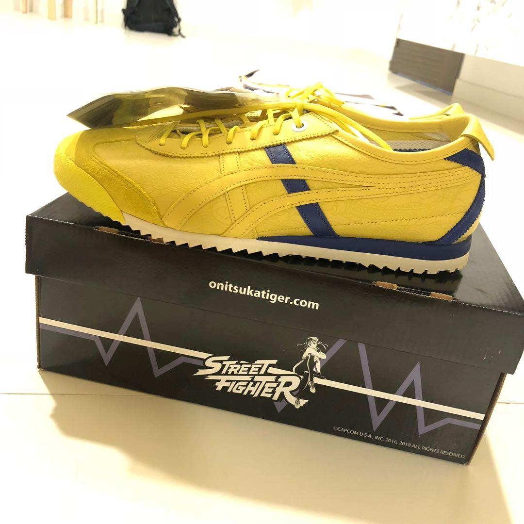 onitsuka tiger street fighter shoes 2018