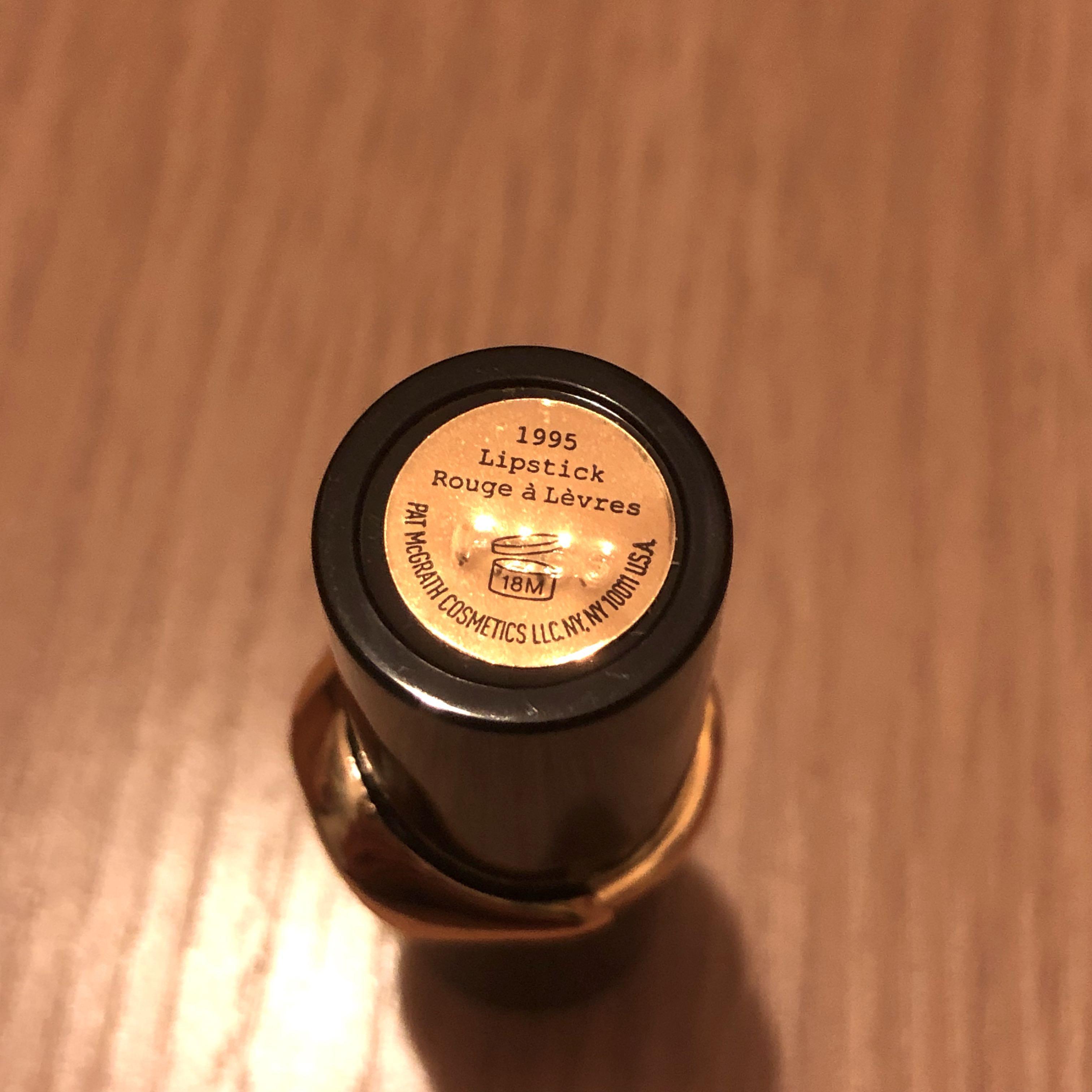 Pat mcgrath 1995 lipstick