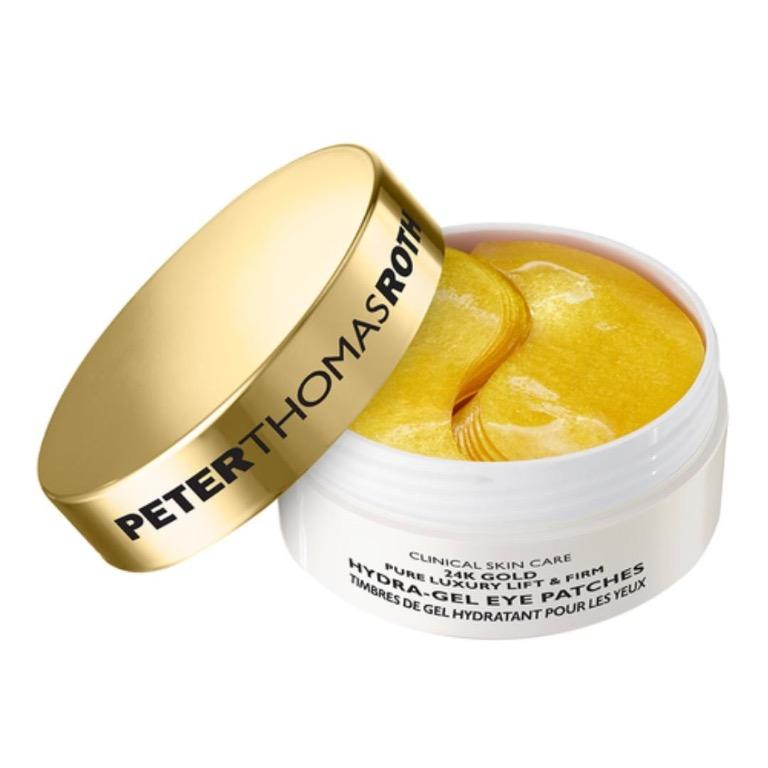 PETER THOMAS ROTH 24K Gold Pure Hydra Eye Patch RRP$98