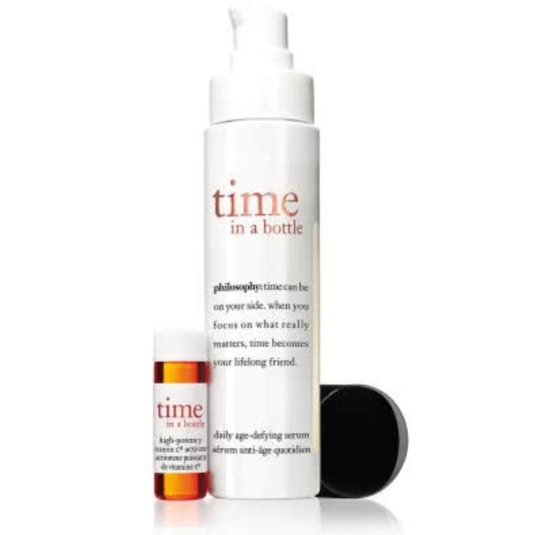 PHILOSOPHY Time in a Bottle Daily Age Defying Serum RRP$99